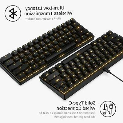 RK61 Gaming Ultra-Compact Keyboard