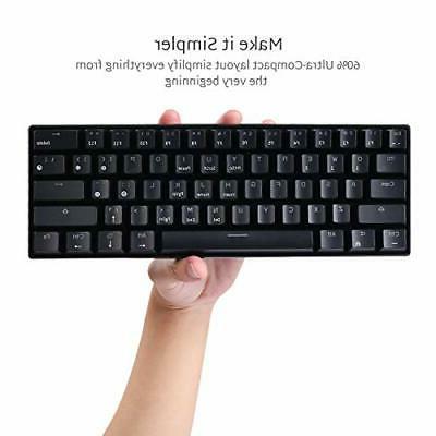 RK61 60% Gaming Keyboard