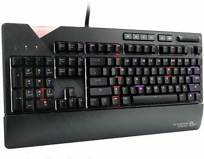 ASUS ROG Flare Wired Gaming CHERRY Keyboard ...