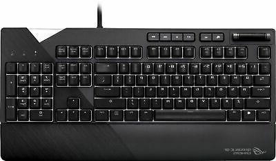 ASUS - Flare Gaming Mechanical CHERRY Red Keyboard