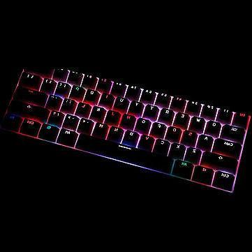 Royal Kludge Wired Mode 60% RGB Keyboard