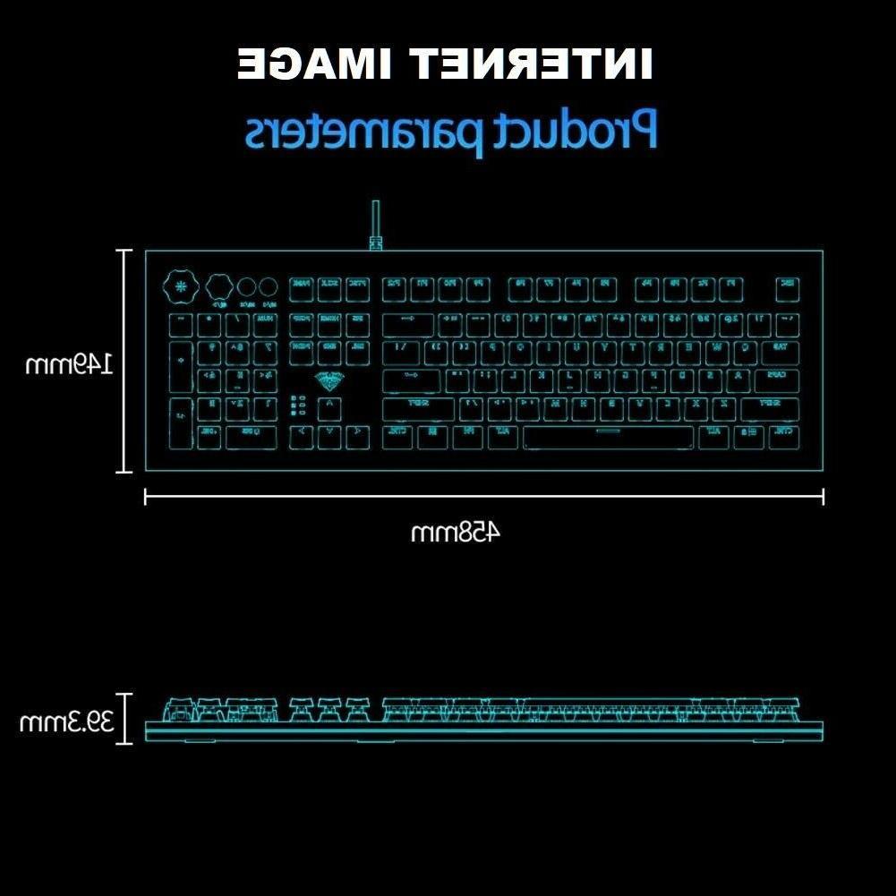 SEALED RGB USB Gaming APR Release
