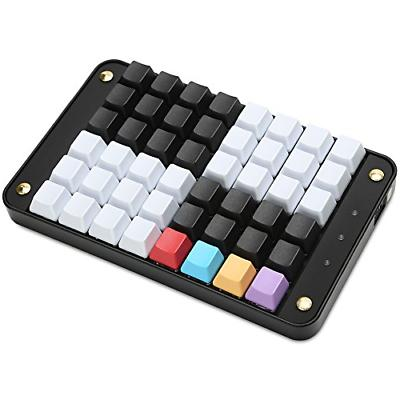single handed programmable mechanical keyboard with oem