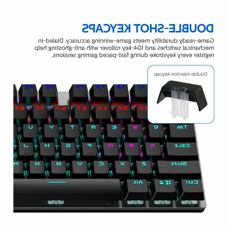 Philips SPK8404 Wired Gaming Keyboard Anti-Ghosting