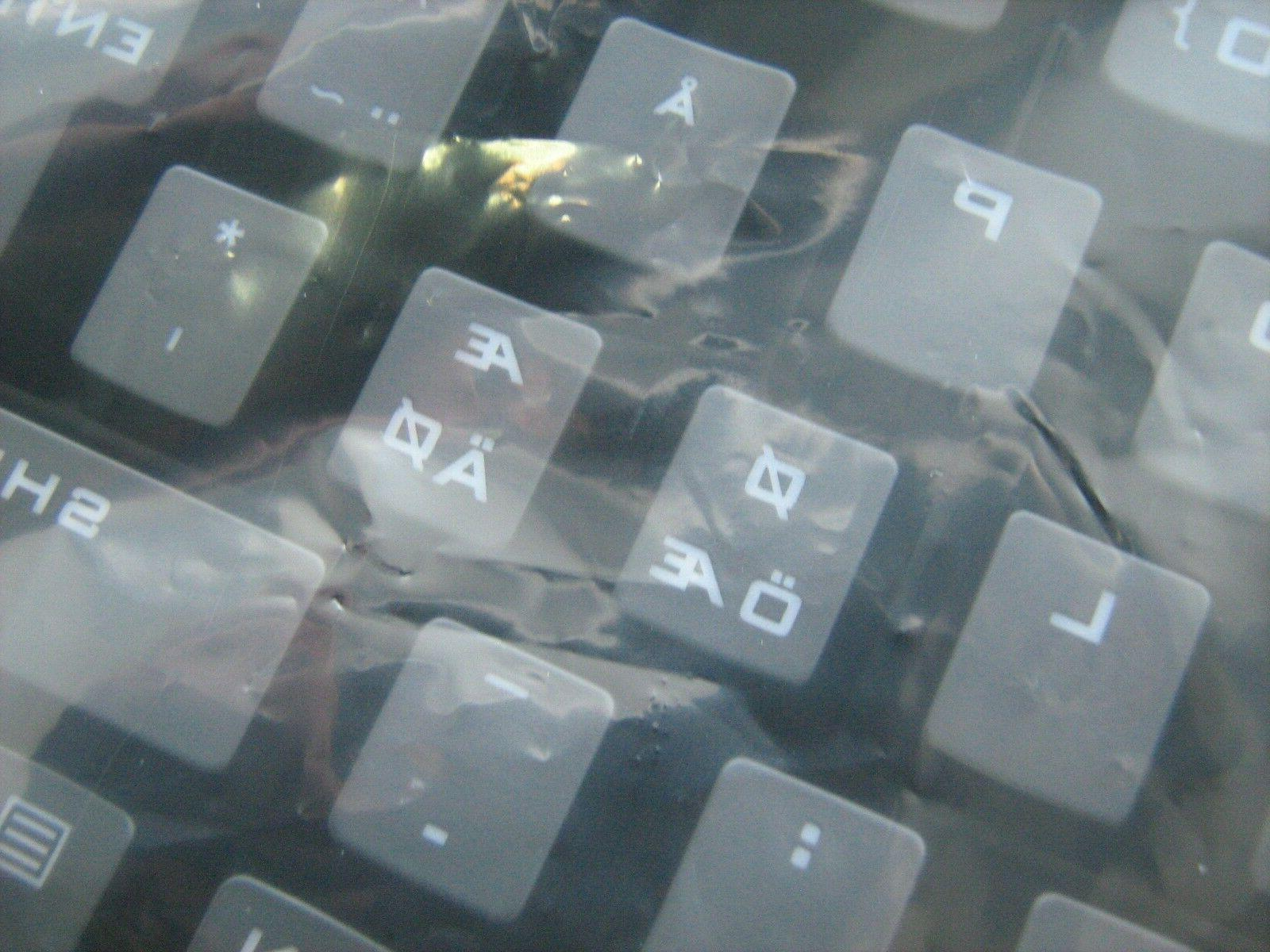 Gaming Keyboard MX switches