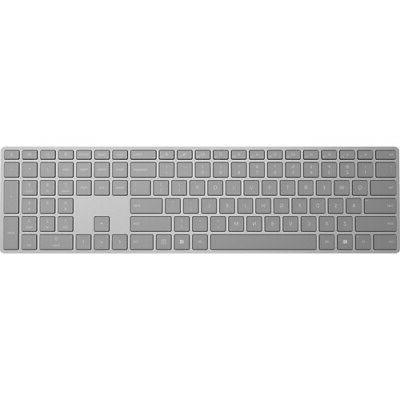 surface keyboard gray wireless bluetooth compatible w
