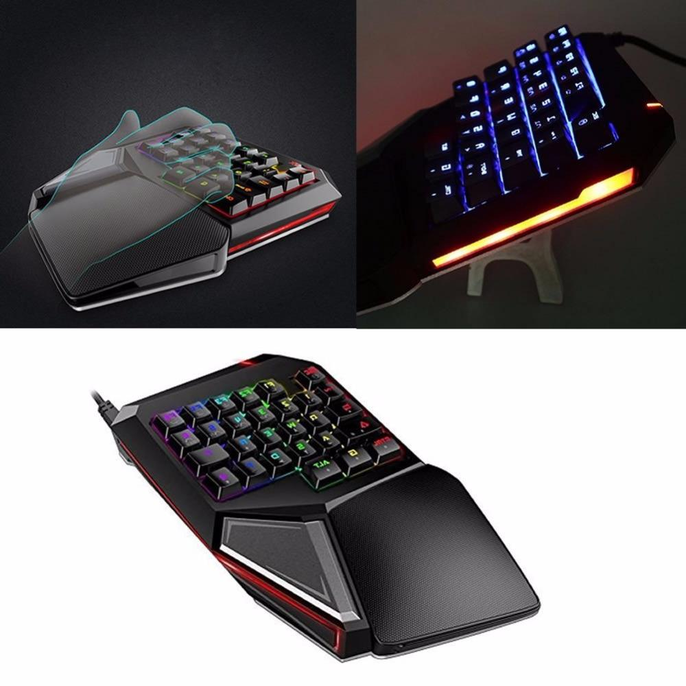 T9 T9 Plus <font><b>Mechanical</b></font> <font><b>Keyboard</b></font> Wired DOTA 2 Gaming for lol dota