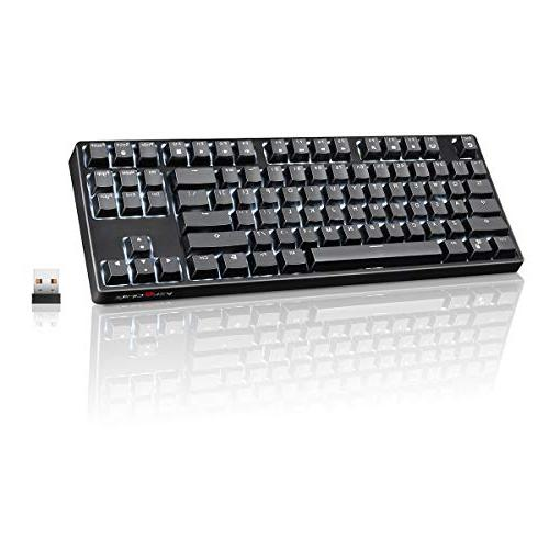 tkl02 wireless mechanical keyboard