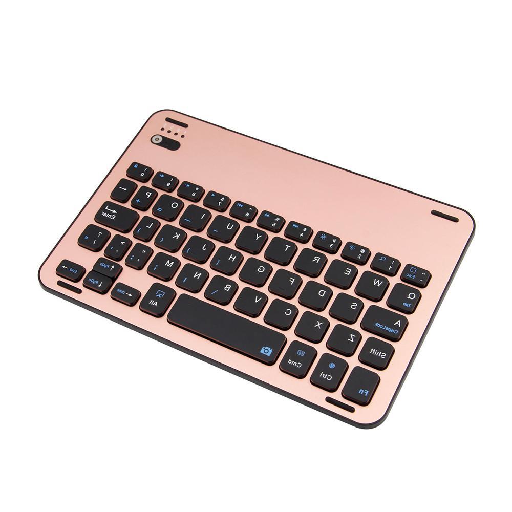 OMESHIN Ultra Aluminum Cover Smart Bluetooth <font><b>Keyboard</b></font> Mini 4