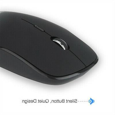 Ultra Thin Mechanical gaming keyboard Mouse For PC