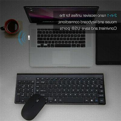 ultra thin usb wireless wired mechanical gaming