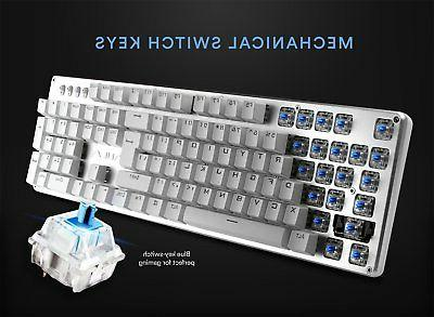 AULA Unicorn Gaming Keyboard LED 109