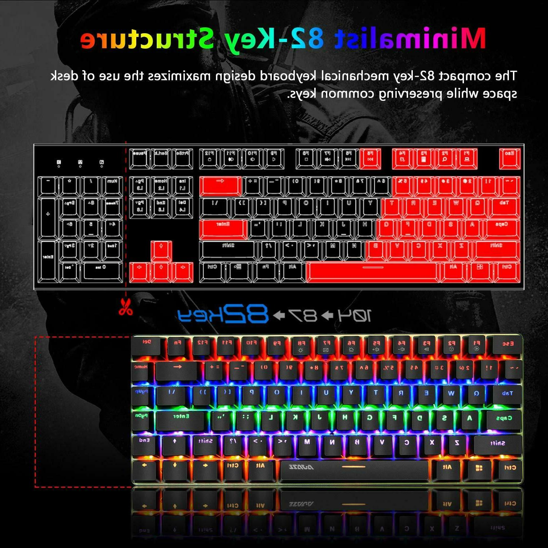 USB Mechanical Keyboard for