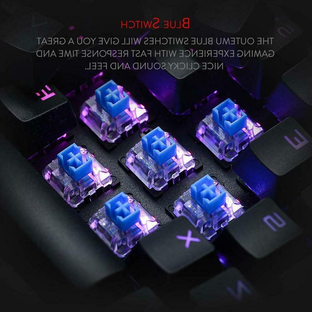 VATA RGB LED Keys Macro