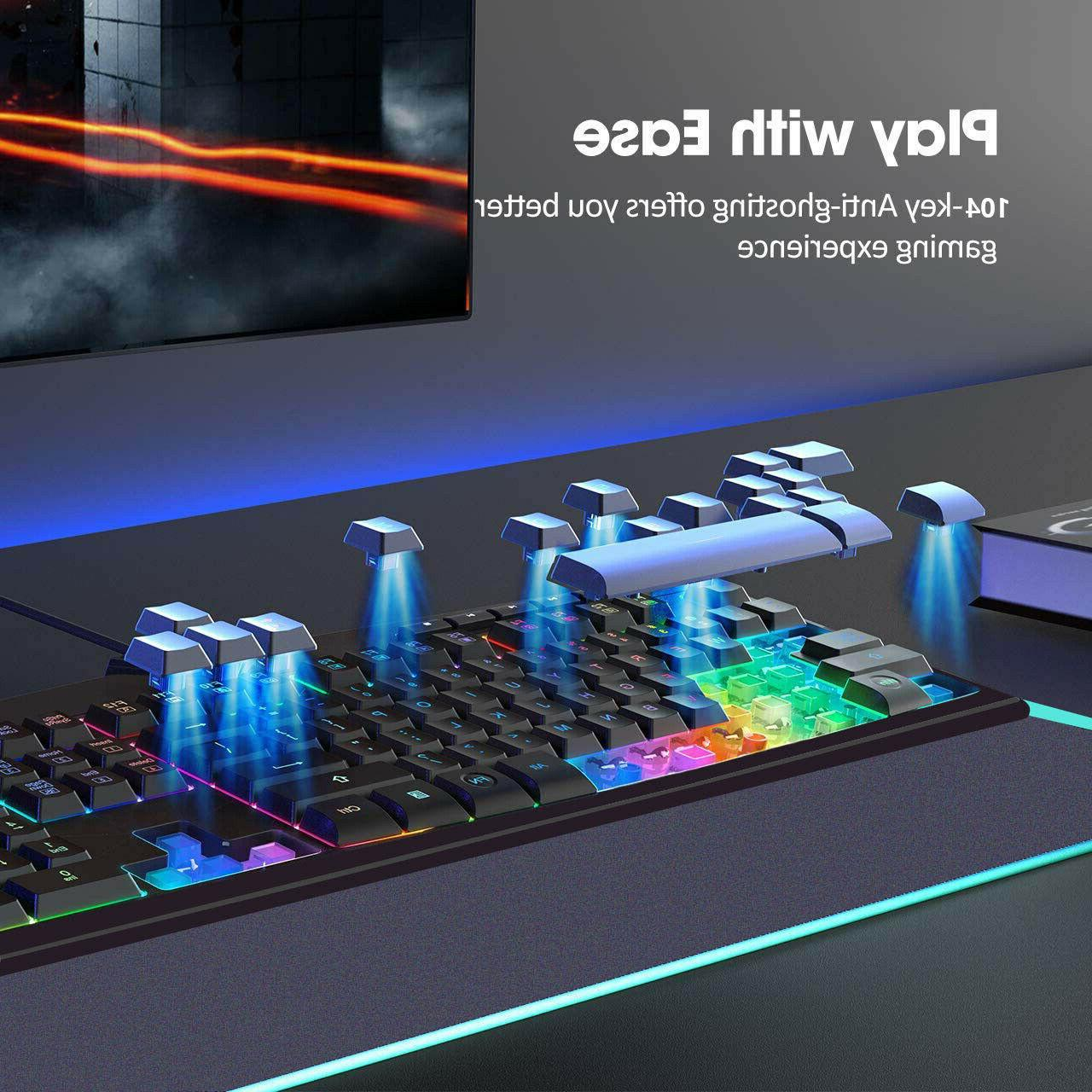 Wired Touch Design Universal PC Gaming