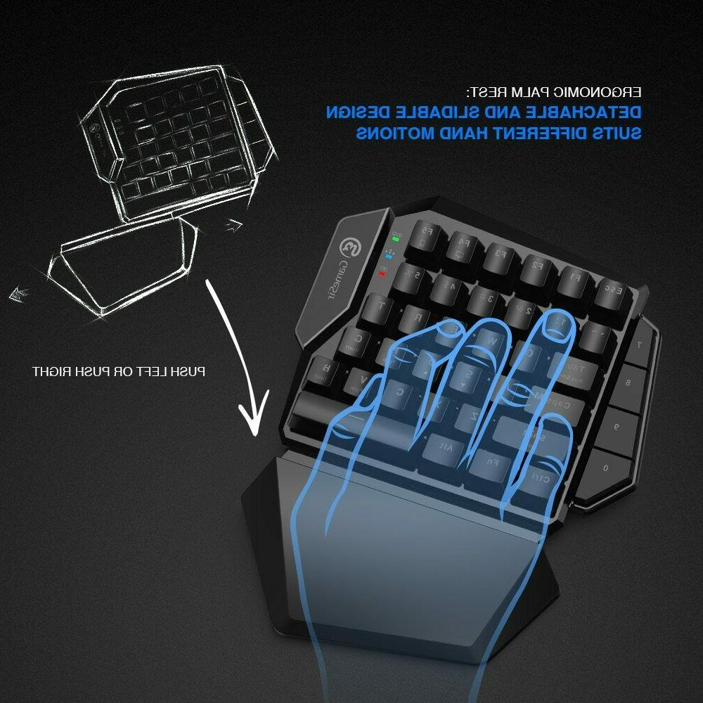 Gamesir Combo Keypad and Mouse