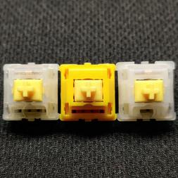Gateron Linear Mechanical Keyboard Switch Tester Sample Pack