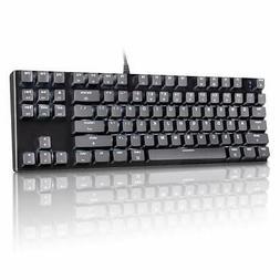M87 Mac Layout Mechanical Keyboard, VELOCIFIRE 87-Key with B