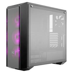 MasterBox Pro 5 RGB ATX Mid-Tower with 3 x 120mm RGB Fans, T