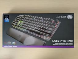 Cooler Master MasterKeys MK750 RGB LED Mechanical Gaming Key