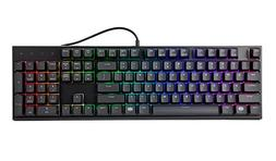 masterset ms121 gaming rgb keyboard and mouse