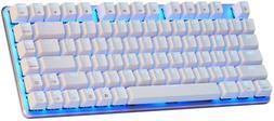 Mechanical Gaming Keyboard Blue Backlight Gateron Brown Swit