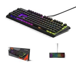 Mechanical Gaming Keyboard RGB LED Backlit Apex M750 / Apex