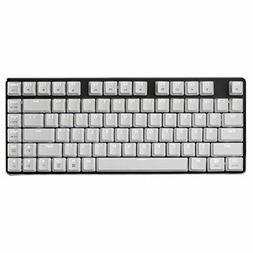 mechanical gaming keyboard white backlight cherry mx