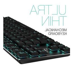 mechanical keyboard backlit wired gaming keyboard extra