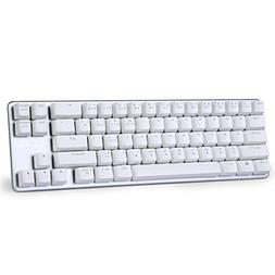 Qisan Mechanical Keyboard Gaming Keyboard Brown Switch 68-Ke