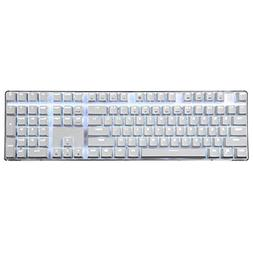Mechanical Keyboard Gaming Keyboard Blue Switch 100% Full Si