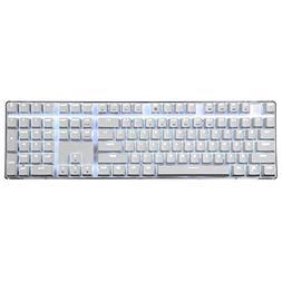 Mechanical Keyboard Gaming Keyboard Brown Switch 100% Full S