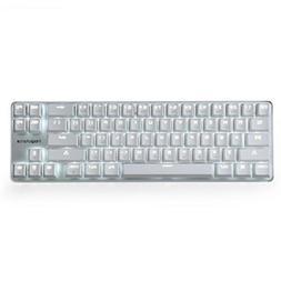 Qisan Mechanical Keyboard Gaming Keyboard GATERON Red Switch