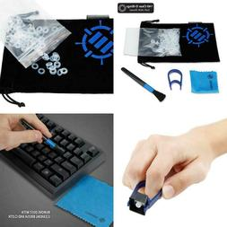 mechanical keyboard o ring ultra quiet switch