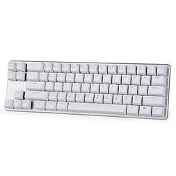Mechanical Keyboard Wired BLUE Switch 68 Keys Mini Design 60
