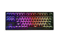 iKBC MF87 V.2 RGB TKL Mechanical Keyboard with Cherry MX Red