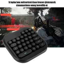 Mini Gaming Keyboard One Hand Mechanical Wireless Game Keypa