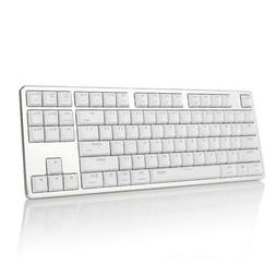MT500 Extra-Thin Mechanical Keyboard Snow White Backlite USB