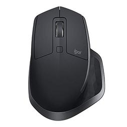 Logitech MX Master 2S Wireless Mouse with FLOW Cross-Compute