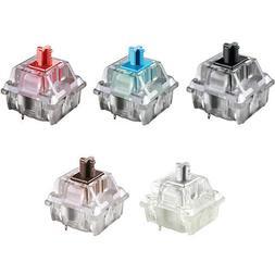 Cherry MX RGB 3 Pin Mechanical Key Switch Plate Mount -  VAR