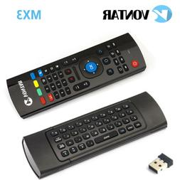 MX3 Fly Air Mouse Wireless Keyboard Remote Control For MXQ X