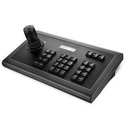 Network Keyboard LEFTEK,IP Keyboard 4D IP PTZ Controller wit