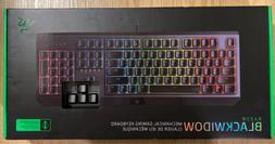 NEW Razer BlackWidow Mechanical Gaming USB Keyboard - Chroma