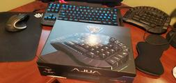 NEW - AULA Blue Switch RGB One-Handed Mechanical Gaming Keyb