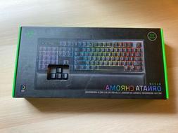 NIB Razer - Ornata Chroma Gaming Keyboard - Black