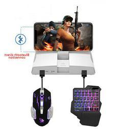 One Hand Mechanical Gaming Keyboard Half Keyboard Small Gami