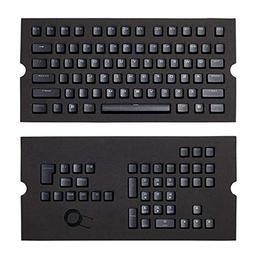CORSAIR PBT Double-Shot Keycaps Full 104/105-Keyset - RGB &