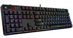 Tt eSPORTS Poseidon Z RGB Mechanical Gaming Keyboard with Br