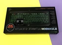 Razer BlackWidow Ultimate Stealth Orange Switch Mechanical K