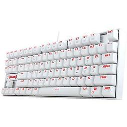 Redragon K552W Keyboards KUMARA Gaming Mechanical Compact 87